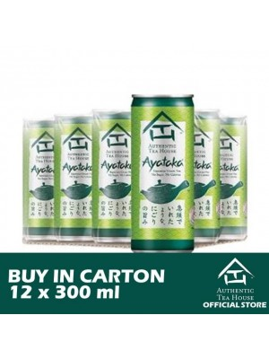 Authentic Tea House AYATAKA 12 x 300ml