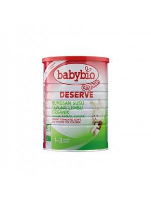 "Babybio® Organic Deserve, For Children 1 To 3 Years (Former ""BABYNAT"") 900g"