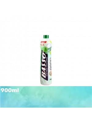 Basso Dishwash Lime & Aloe Vera 900ml