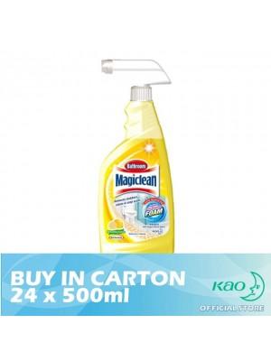 Magiclean Bathroom Cleaner - Lemon 24 x 500ml
