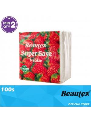 Beautex Super Save Serviettes 100s