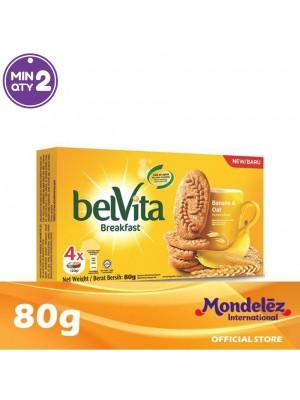 Belvita Banana & Oat 80g