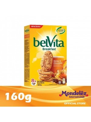 Belvita Honey & Chocolate 160g