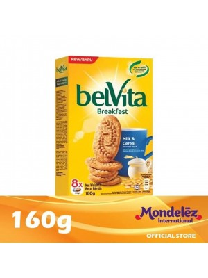Belvita Milk & Cereal 160g [Essential]