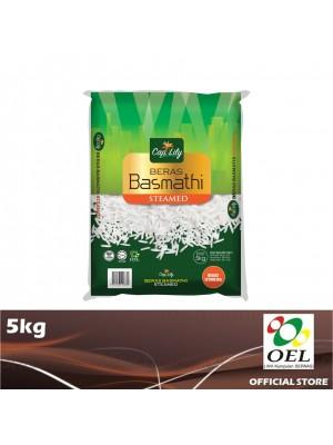 Beras Basmathi Cap Lily 5kg