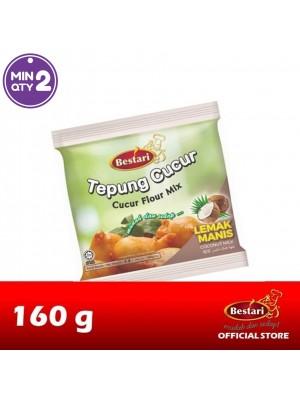 Bestari Cucur Flour Mix - Coconut Milk 160g [Essential]