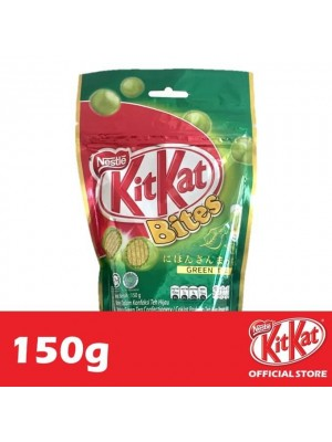 Nestle KitKat Bites Green Tea 150g