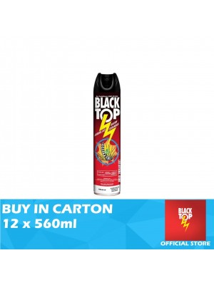 Blacktop Flying Insect Killer 12 x 560ml