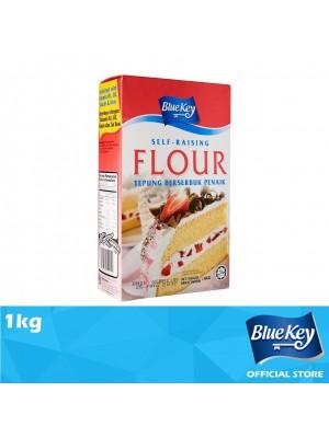 Blue Key Self Raising Flour 1kg