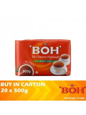 Boh Tea Leaves 20 x 500g