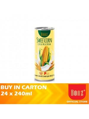 Bonz Cereal Milk Sweetcorn Flavour 24 x 240ml