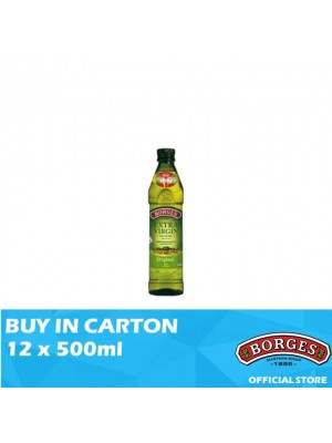 Borges Olive Oil Extra Virgin 12 x 500ml