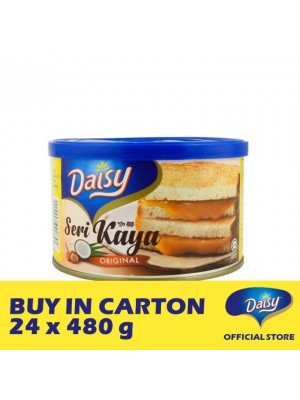 Daisy Bread Spread Seri Kaya 24 x 480g [Essential]