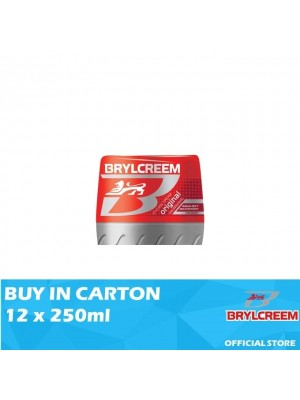 Brylcreem Cream Original 12 x 250ml