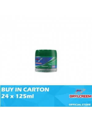 Brylcreem Gel Strong Hold 24 x 125ml