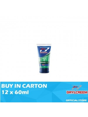 Brylcreem Styling Gel Strong Hold 12 x 60ml