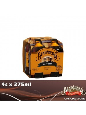 Bundaberg Root Beer 4s x 375ml
