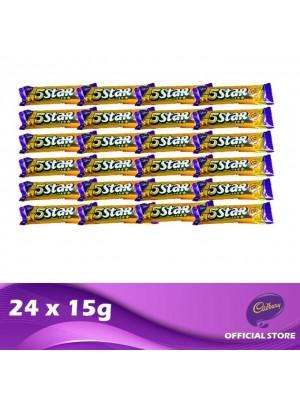Cadbury 5 Star 24 x 15g