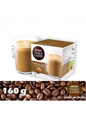 Nescafe Dolce Gusto CafeAuLait 160g