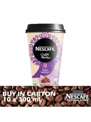 Nestle Nescafe Caffe Mocha Cup 10 x 300ml