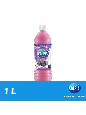 Calpis Smooth Grape Flavour Cultured Milk Drink 1L