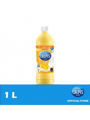 Calpis Smooth Mango Flavour Cultured Milk Drink 1L