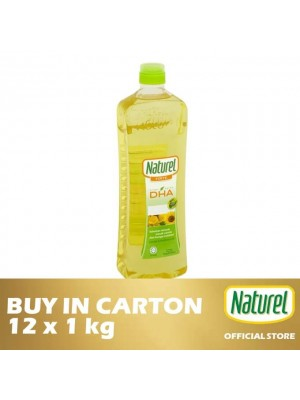 Naturel Forte DHA Canola and Sunflower Oil 12 x 1kg