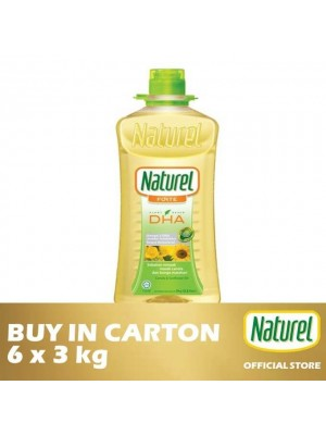 Naturel Forte DHA Canola and Sunflower Oil 6 x 3kg