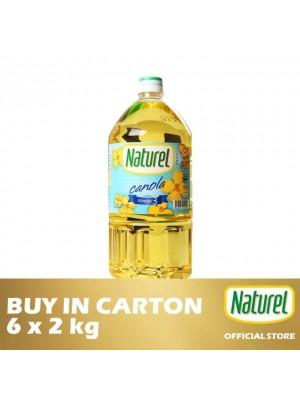 Naturel Pure Canola Oil 6 x 2kg