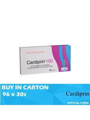 Cardiprin Tabs 100MG 96 x 30s