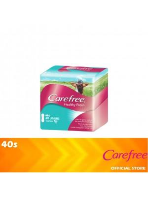 Carefree Healthy Fresh Tea Tree 40s