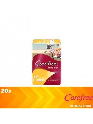 Carefree Ultra Thin Unscented 20s