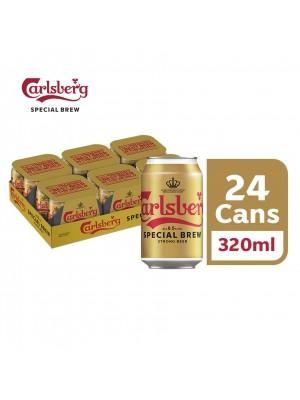 3E. Carlsberg Special Brew 24 x 320ml