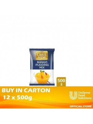 Carte d'Or Pudding - Mango Carte d'Or 12x500g
