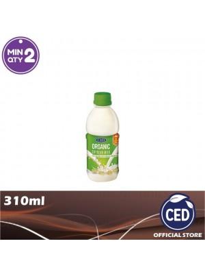 CED Organic Soybean Milk No Sugar Added 310ml
