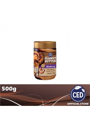 CED Peanut Butter Blueberry Flavoured Stripes 500g