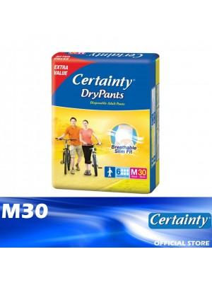 Certainty Drypants Jumbo Pack M30