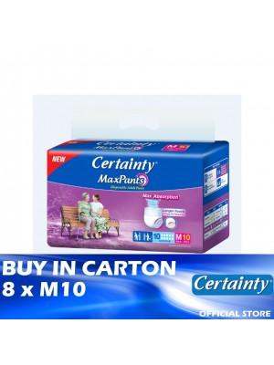 Certainty Maxpants 8 x M10