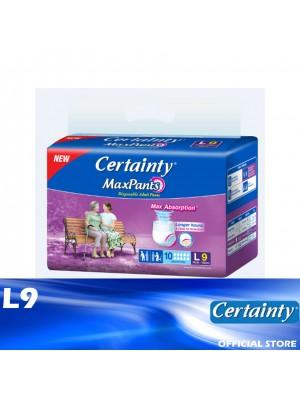 Certainty Maxpants L9