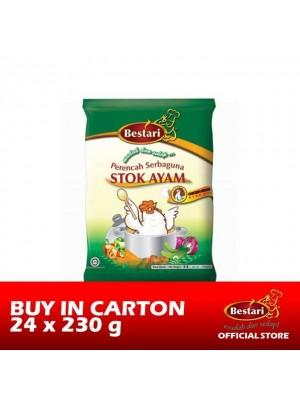 Bestari Chicken Stock - 24 x 230g [Covid-19]