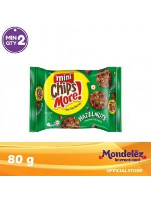 Chipsmore Hazelnut Mini 80g