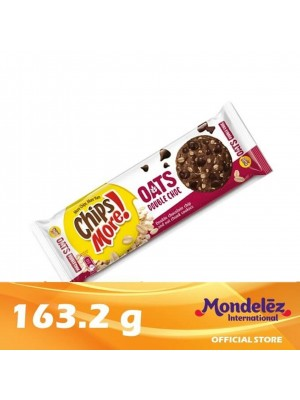 Chipsmore Oats Double Chocolate 163.2g [Essential]