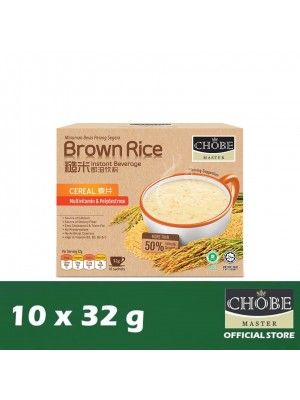 Chobe Instant Fiber Cereal Drink - Cereal 10 x 32g