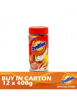 Ovaltine Chocolate Jar  12 x 400g