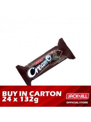 Jack 'n Jill Cream-O Chocolate Sandwich Cookies 24 x 132g