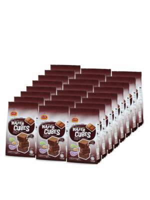 Lee Biscuit Chocolate Cream Wafer Cubes 24x90g