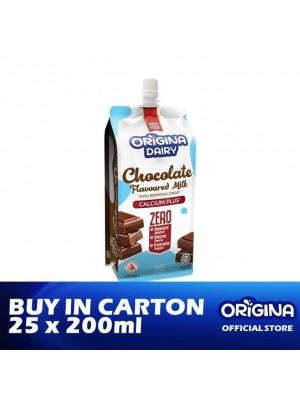 Origina Dairy Chocolate Milk 25 x 200ml