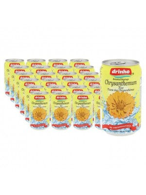 Drinho Chrysanthemum Tea 24x300ml