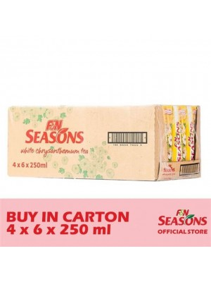 F&N Seasons Chrysanthemum Tea 4 x 6 x 250ml