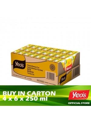 Yeo's Chrysanthemum Tea 4 x 6 x 250ml